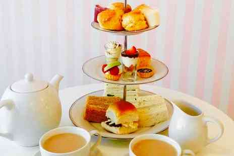 Honey Bees Cakes - Afternoon Tea for Two or Four - Save 37%