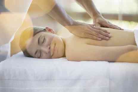 Aqua Beauty - Back, Neck and Shoulder Massage with Optional Discovery Facial - Save 0%