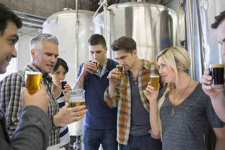 phipps brewery - Brewery Tour with Meal for One or Two - Save 34%