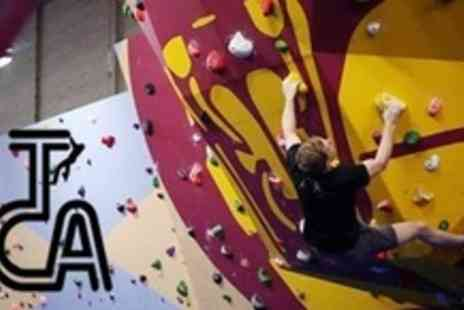 The Climbing Academy - Introduction to Bouldering For Two - Save 64%
