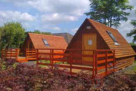 Harrisons Royal Umpire Park - One or Two Night Self Catering Stay in a Glamping Pod for Up to Five - Save 44%