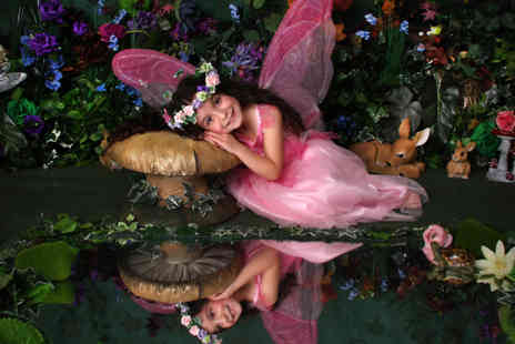 "Ice Princess Photos - Kids fairy and elves photoshoot and a 10"" x 8"" print - Save 82%"