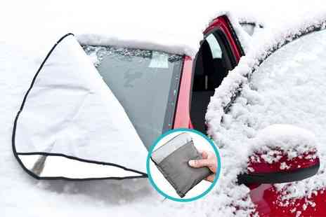 Zenith Wholesale - Magnetic windscreen cover - Save 75%