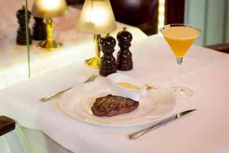 Marco Pierre Whites - Two Course Dining Experience and Cocktail for Two - Save 50%