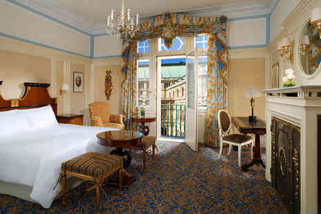 Hotel Bristol - Five Star 3 nights Stay in a Deluxe Opera View Room - Save 67%