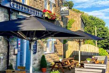 Well Fed Pub Company - Outstanding 2 Course Lunch & Wine for 2 - Save 54%