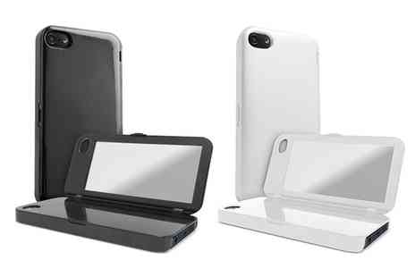 Groupon Goods Global GmbH - Case for iPhone 5 with Built In Mirror - Save 50%