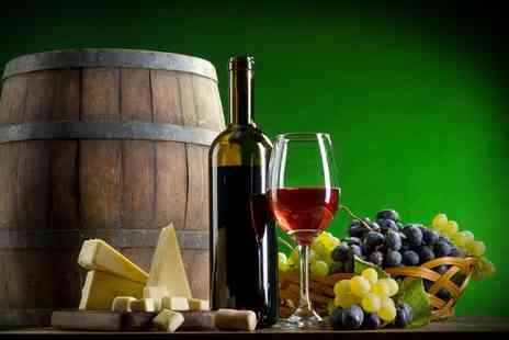 Organic Wine Club - Two Hour Wine Tasting with Tapas for Two or Four - Save 0%