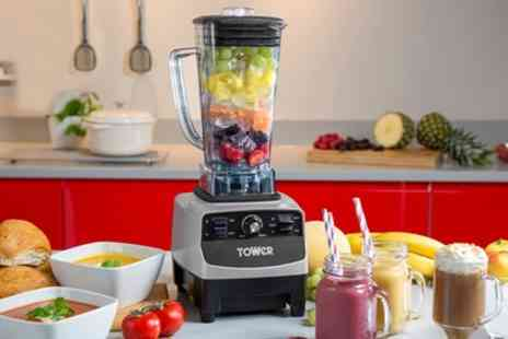 Groupon Goods Global GmbH - Tower 1200W Blender With Free Delivery - Save 73%