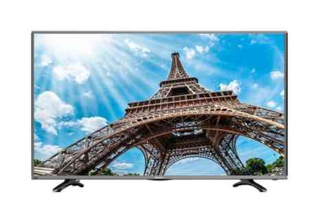 Groupon Goods Global GmbH - Hisense H43M3000 43 Inch Smart Ultra HD TV With Free Delivery - Save 10%
