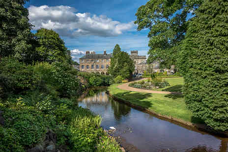 Britannia Hotels - One or two night Peak District stay for two with breakfast, £75 with dinner and wine - Save 31%