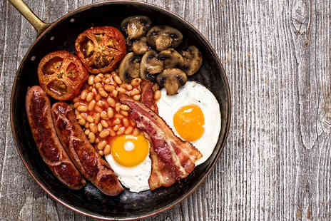 Campbells Prime Meat - Breakfast hamper including black pudding, haggis, a selection of sausages and unsmoked back bacon - Save 50%