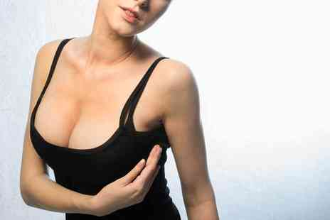 North London Aesthetic Clinic - Three non surgical breast enhancement sessions - Save 78%