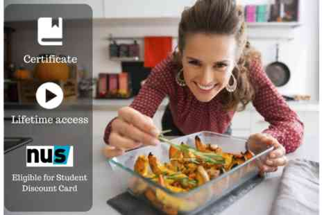 OfCourse - Online food safety and hygiene awareness course - Save 69%