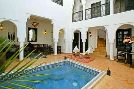 Riad Baba Ali - Seven nights Stay in a Superior Room - Save 33%
