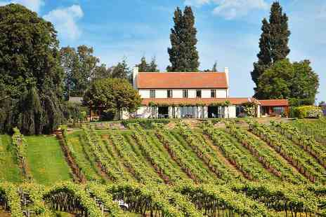 Three Choirs Vineyards - Top Rated Vineyard Tour for 2 with Tastings - Save 40%