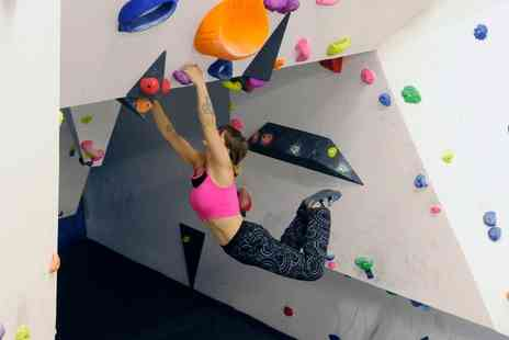 Flash Climbing - Two Indoor Climbing Sessions for Up to Four - Save 0%