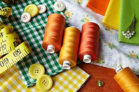 French Grey Tales - Level One or Two Machine Sewing Workshop - Save 0%