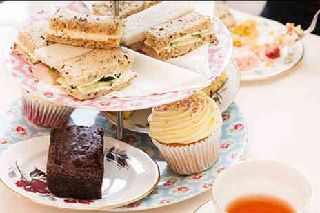 Hatties - Luxury afternoon tea for two with Prosecco - Save 37%
