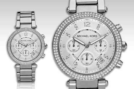 Gray Kingdom - Michael Kors ladies Parker MK5353 watch - Save 55%