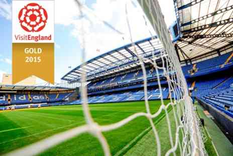 Chelsea Football Club - Stadium Tour for Two - Save 0%