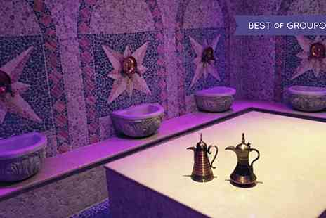 Hammam Spa - Turkish Bath Spa Package for One, Two or Three with Jacuzzi Access - Save 50%
