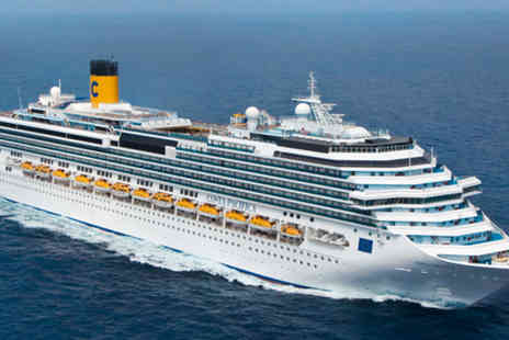 Worldwide Tours & Travel - Seven night all inclusive Mediterranean cruise including flights - Save 26%