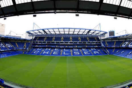 OMGhotels - Four Star overnight London stay at a choice of nine hotels with breakfast and a tour of Stamford Bridge, Chelsea FC's Stadium - Save 0%