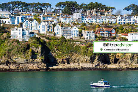 Best Western Fowey Valley - One, Two or Three night Cornwall break for two with breakfast - Save 46%