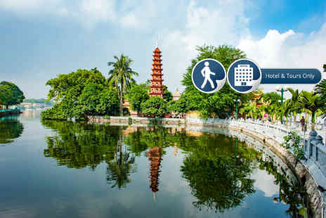 Hoi An Express - 17 day Vietnam and Laos tour including transfers and selected meals - Save 41%