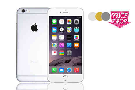 GPSK Ltd - Apple iPhone 6 Plus 16GB,64GB or 128GB choose from three colours - Save 0%