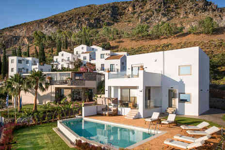 Creta Blue Luxury Collection - Four Star 7 nights Stay in a Luxury Pool Suite - Save 37%