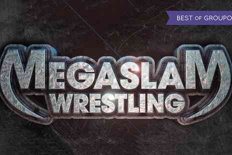 Megaslam Wrestling Live - Entry for One or Four to Megaslam Wrestling Live 2017 Tour On 4 to 25 March - Save 0%
