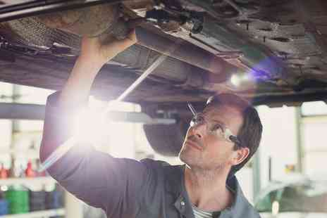 Winterbourne auto centre - MOT Test at Winterbourne Auto Centre - Save 53%