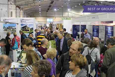 SelfBuild & Design Show - Two Tickets to SelfBuild & Design East on 4 to 5 March - Save 50%