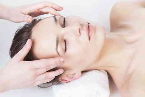 Reiki Relaxation and Holistic Massage - 90 Minute Reiki Pamper Package - Save 79%