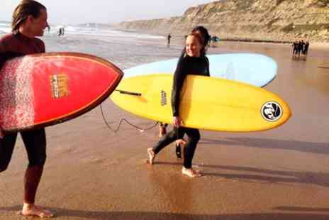 Amar Surf Hostel - Seven Nights Stay for One with Breakfast, Surf Lessons and Surfing Insurance - Save 0%