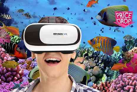 Essim - Cinematic virtual reality headset - Save 84%