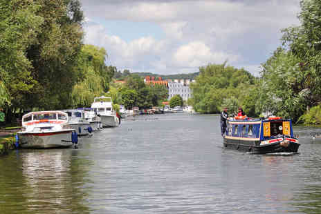 The Maidenhead Steam Navigation Co - Henley Regatta hospitality package on Wed & Sun - Save 36%