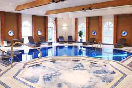 Surya Hotels - Farnham Spa Treat with Afternoon Tea & Wine - Save 28%
