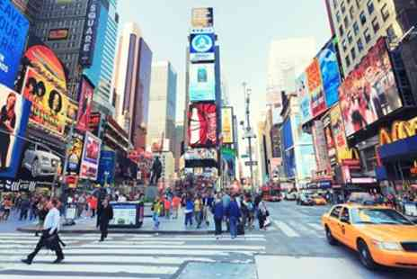 Broadway Travel - Toronto, Niagara Falls & New York Triple Centre Stay - Save 0%