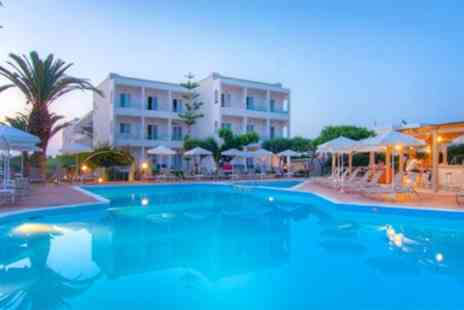 Broadway Travel - Crete Solimar Dias 7 night All Inclusive - Save 0%