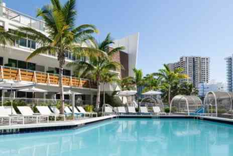 The Gates Hotel - Miami Beach Hotel into Summer including Welcome Drinks - Save 0%