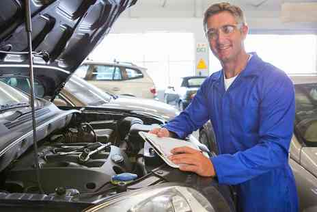Glen Fern Garage - MOT Test With Air Conditioning Check and Full Valet - Save 0%