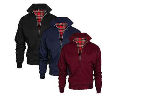 Hawt Online - Mens harrington jacket - Save 58%