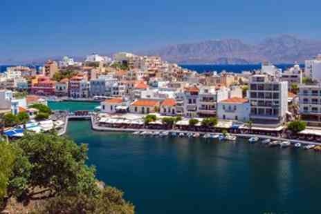 Fleetway Travel - Crete All Inclusive Seafront Week with Flights - Save 0%