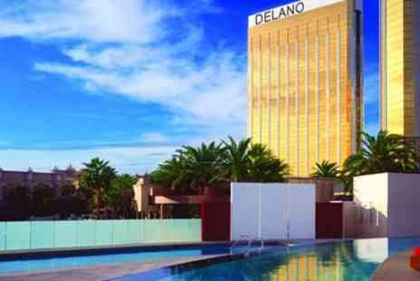 Delano Las Vegas - 4.5 Star Boutique Hotel Stay - Save 0%
