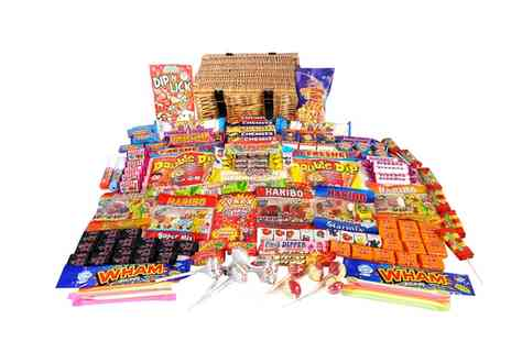 Groupon Goods Global GmbH - Retro Sweet Hampers - Save 50%