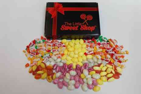 Groupon Goods Global GmbH - The Little Sweet Shop Sugar Free Sweet Hamper - Save 50%