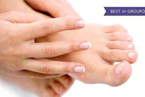 Pamis Beauty - Laser Fungal Nail Treatment for One Hand or Foot or Both Hands and Feet - Save 0%